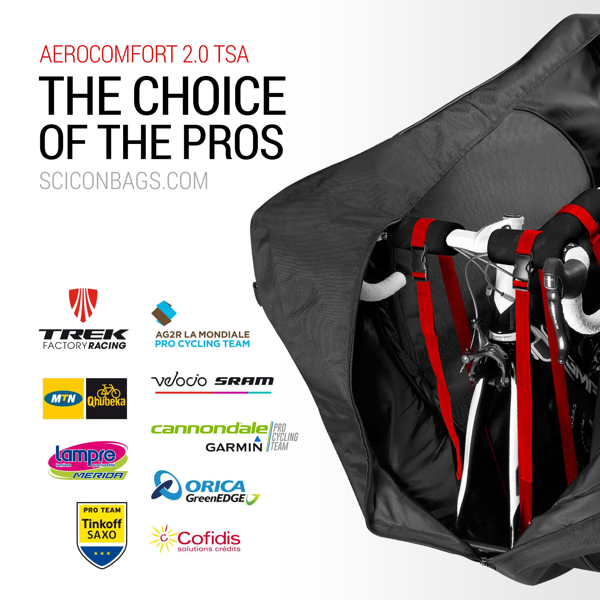 Scicon Aerocomfort 2 0 Tsa Bike Travel Bag 시콘 에어로컴포트 2 0